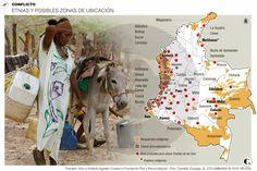 Indígenas y afros van a Cuba a defender sus tierras