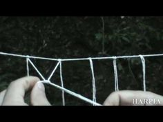 Como Fazer Rede Para Atividades Mateiras - YouTube