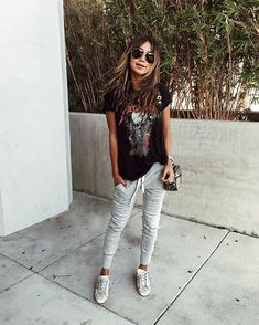 WEBSTA @ sincerelyjules - ☠️❤️ / our Lux joggers now in heather grey! Shopsincerelyjules.com @shop_sincerelyjules