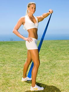 Total body workout without using specialty equipment.  Perhaps do some of these during commercials in Biggest Loser?