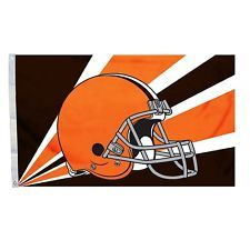 This high quality NFL flag is constructed of polyester and is in size. The  design is viewable from both sides 66e060114