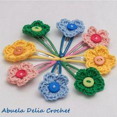 Abuela Delia Crochet: Trabajos artesanales tejidos a mano Muchas gracias por visitar mi blog! Los artículos aquí p...