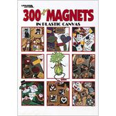 300 Magnets in Plastic Canvas Book Cover