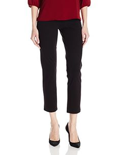 New Trending Pants: HUE Womens Little Cropped Treggings, Black, S. HUE Women's Little Cropped Treggings, Black, S  Special Offer: $38.50  200 Reviews HUE little black cropped leggings are the perfect slim pant with a straight leg trouser-style fit that is versatile, comfortable and smart-looking. These leggings are constructed of a durable...