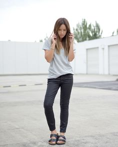 Birkenstock Fashion On Pinterest Prada Bag 2014