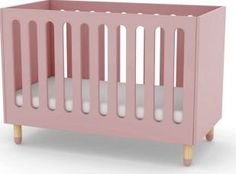 Flexa Play Baby cot Powder pink `One size Artist : Charlotte Høncke Bed base adjustable on 3 levels Details : Mattress not included, construction necessary, Wood from ecological forest Fabrics : ash wood, MDF Composition : Watercolour paints http://www.comparestoreprices.co.uk/january-2017-7/flexa-play-baby-cot-powder-pink-one-size.asp