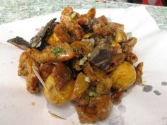 Traditional Fritanga » Recipes and Foods from Bolivia