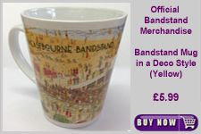 Bandstand Deco Mug Yellow