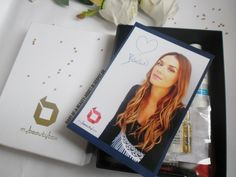 Celebrity Box by Vaso Laskaraki : Unboxing & First Impressions by Eleftheria Siatira