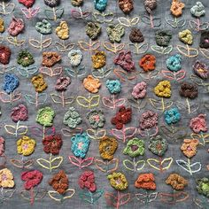 Sophie Digard crochet & embroidery