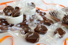 Bala de chocolate | Receitas e Temperos
