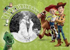 Disney Toy Story photo card