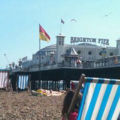 Brighton Pier Work Images, Brighton, Uni, Fair Grounds, Spaces, Travel, Viajes, Trips, Tourism