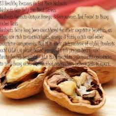 walnuts and brain function