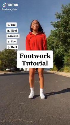 Hip Hop Dance Videos, Dance Workout Videos, Dancer Workout, Gymnastics Workout, Dance Choreography Videos, Cool Dance Moves, Dance Tips, Shuffle Lernen, How To Shuffle Dance