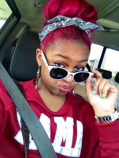 Photo of Icon for fans of Beauty OMG Girlz 29184827 Omg Girlz, Unique Hairstyles, Black Queen, Swagg, Black Hair, Natural Hair Styles, Hair Beauty, My Style, Style Hair