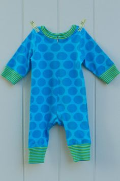 make it perfect: .Sewing for baby: spots.