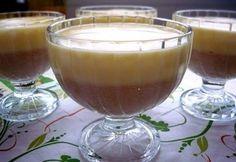 Karamellás tejbegríz-kelyhek vaníliakrémmel recept képpel. Hozzávalók és az elkészítés részletes leírása. A karamellás tejbegríz-kelyhek vaníliakrémmel elkészítési ideje: 20 perc