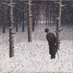 Catto Gallery | Mark Edwards Solo Exhibition 2016 | Beside the Three Trees
