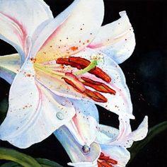 hanne lore koehler watercolor art - Google Search