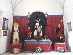 Santuario de Nuestra Señora de las Flores. Capilla lateral