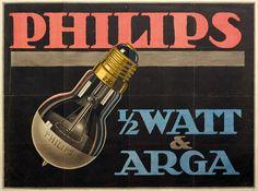 Philips Vintage Branding, Vintage Ads, Vintage Prints, Piero Dorazio, Friedensreich Hundertwasser, Victor Vasarely, Josef Albers, David Hockney, Advertising Signs