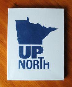 Up North, Minnesota