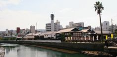 Nagasaki Travel: Dejima -   was a man made island in the port of Nagasaki, constructed in 1636 to segregate Portuguese residents from the Japanese population and control their missionary activities.