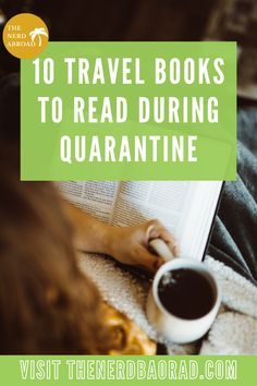 Travel has come to standstill due to the Coronavirus and we are all stuck at home. At times like this, travel books have transported me to different corners of the world, from Kerala to Kyrgyzstan and Tashkent to Tuscany. Here are my 10 favourite travel books of all times! #travelbooks #quarantinetales Travel Books, Book Recommendations, Travel Around The World, Kerala, Tuscany, All About Time, Books To Read, Nerd, Times
