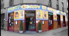 Restaurante Los Timbales.