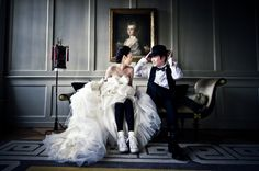 Hong Kong pre-wedding photographer in London