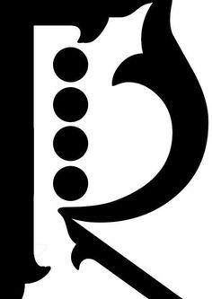 ترکیب بند با حروف ثلث