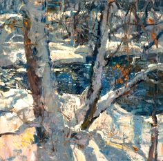 bofransson:  Snow Trees - Quang Ho