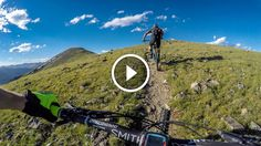 Watch: Riding Above Treeline on the Colorado Trail: Miner's Creek