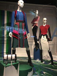 MODA EN PROVINCIAS: Las grandes firmas de moda en Nueva York