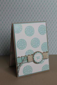Geburtstagskarte - Stampin' Up!