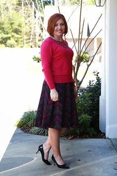 Savvy Southern Chic: A sweet look for Valentine's