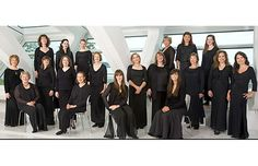 List of Women's Choral Groups Early Music, New Music, Harmony Music, Woman Singing, Team Photography, John The Evangelist, Vocal Coach, Photo Grouping, Piece Of Music