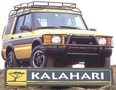 DIFFLOCK.com - Land-Rover Discovery Kalahari. . . I think I need one
