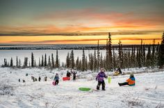 Great Bear Lake in Canada is the first Unesco Biosphere Reserve led by an indigenous community. They guard it as if it were the last hope for humanity. They may have a point.
