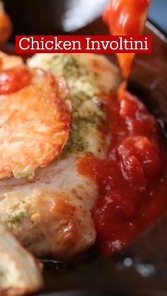 I Love Food, Good Food, Yummy Food, Tastemade Recipes, Meals, Dinners, Food Dishes, Italian Recipes, Food Videos