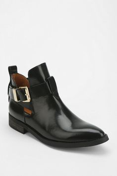 Miista Ona Cutout Ankle Boot- Urban Outfitters