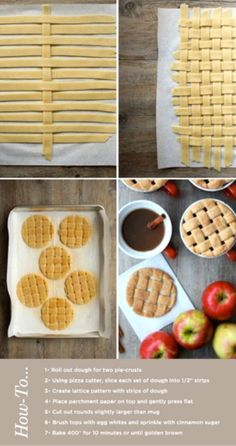 Fantastic idea to serve with apple cider!