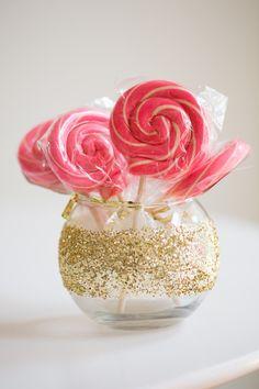 Idea para mesa de dulces