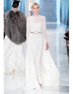 La princesse de Valentin Yudashkin - Robes de mariée : 30 silhouettes de défilés…