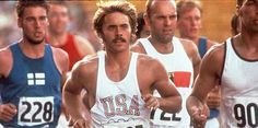Steve Prefontaine in the 1997 film 'Prefontaine.'