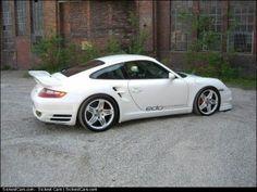 2007 Porsche 911 Turbo Shark by edo 542hp - http://sickestcars.com/2013/06/01/2007-porsche-911-turbo-shark-by-edo-542hp/