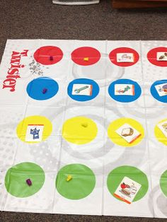 Using Twister for Speech Therapy