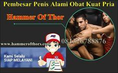 Pembesar Penis Alami Obat Kuat Pria - Hammer Of Thor Thors Hammer
