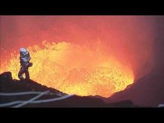 Volcanodiscovery considers the Marum Volcano in the southern Pacific Island of Ambrym one of the most unspoilt and intact places of the earth. In 2010, a Youtube video of volcanologist Geoff Mackley climbing into the boiling Marum crater went viral